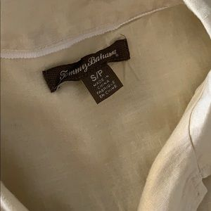 Tommy Bahama Tops - Tommy Bahama linen blouse sz small loose nwot